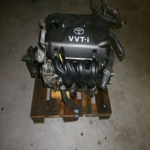 2009 Toyota Yaris vvti engine