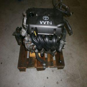 2009 Toyota Yaris vvti engine