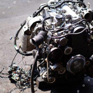 MITSUBISHI 6G46 Engine