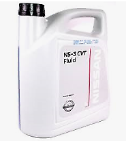 Nissan 5lt NS-3 CVT Automatic Gearbox Fluid Oil