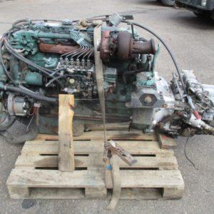 Volvo L90C TD63 engine