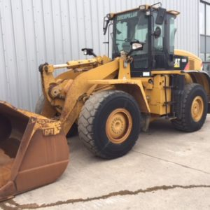 Caterpillar 938H Skip Loader for sale