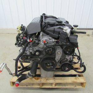 2015 Jeep Grand Cherokee SRT8 6.4L 392 Hemi Engine Dropout w Transmission