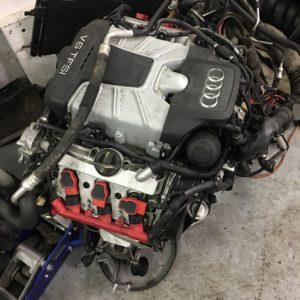 2011 Audi S4 3.0 TFSI B8.5 Engine