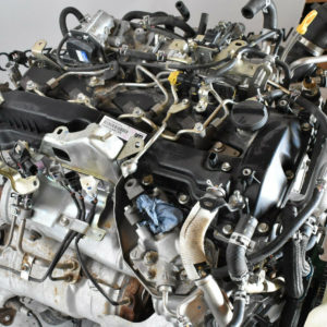 2016 -TOYOTA HILUX VIII Pickup 2016 ORIGINAL COMPLETE ENGINE 2GD-FTV 2.4
