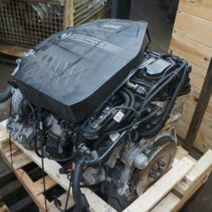 BMW 335i 435i F30 3.0L I6 Turbo N55 Engine Dropout Assembly  F32 2014-16 engine