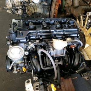 toyota quantum 2TR complete engine