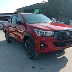 2020 Toyota Hilux 2.8l now on special at R399,999